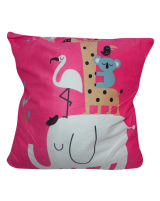 IMONO CUSHION CR0383 PINK (INCLUDE PILLOW)