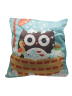 IMONO CUSHION BATHING OWL (INCLUDE PILLOW)