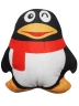 IMONO CUSHION SMILING PENGUIN