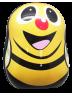 Cartoon School Bag Yellow BumbleBee