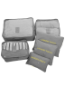 Travel Pouch Grey
