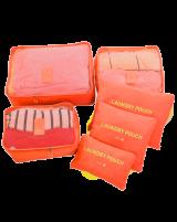 Travel Pouch Oranye