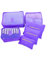 Travel Pouch Purple