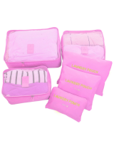 Travel Pouch Pink Muda