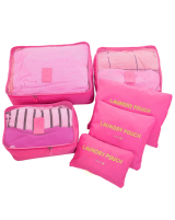 Travel Pouch Pink