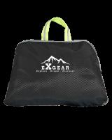 IMONO FOLDABLE BAG EXGEAR - BLACK