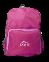 IMONO FOLDABLE BAG EXGEAR - PINK