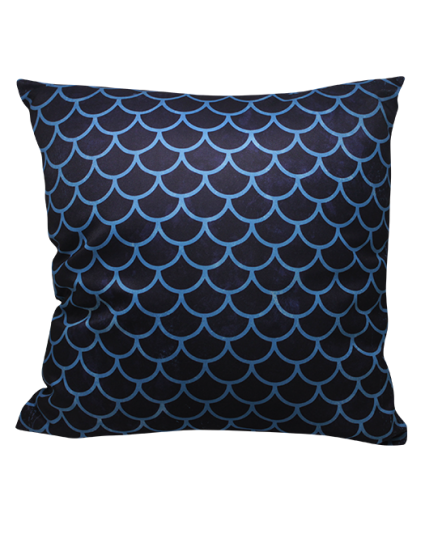 IMONO WATERPROOF CUSHION - BLUE NAVY
