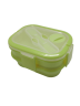 IMONO SILICONE LUNCH BOX - GREEN