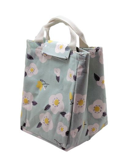 IMONO LUNCH BOX BAG - BLUE