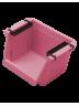 IMONO PLASTIC STORAGE BOX - PINK