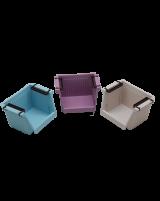 IMONO PLASTIC STORAGE BOX - GREY