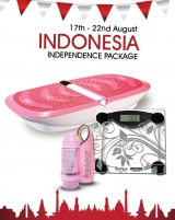 BODY SHAPER IMOVE PINK
