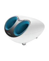 FOOT MASSAGER FOOT DREAM BLUE