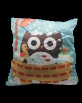 IMONO CUSHION BATHING OWL (INCLUDE PILLOW)